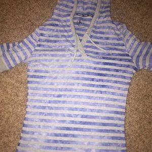 Calvin Klein hoodie shirt (m)